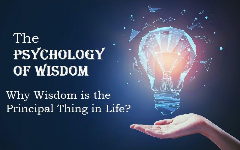 Psychology of Wisdom