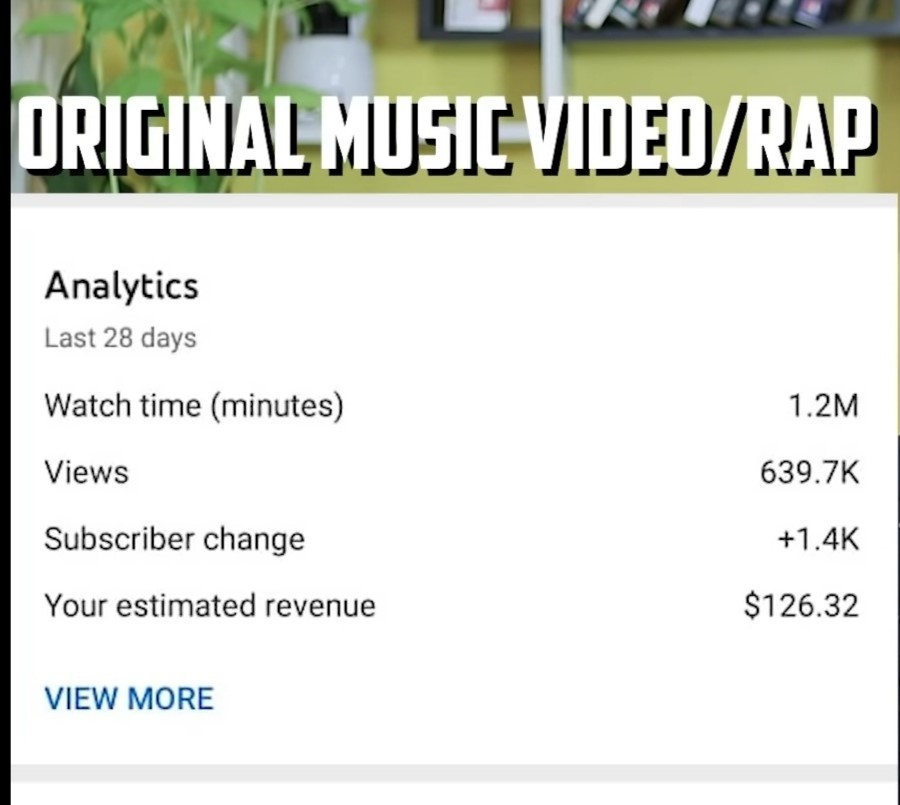 youtube-income-on-music-channel