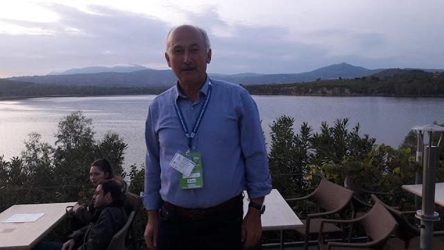 Υποψήφιος Περιφερειακός Σύμβουλος ο Γιάννης Μπόλλας με τον Παναγιώτη Νίκα