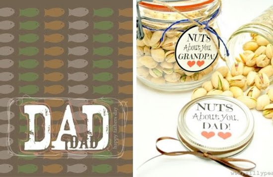 Last minute Fathers Day printable ideas for Cards, Gifts, Decor and More!