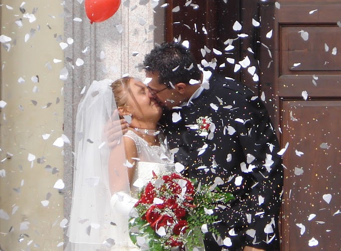 Covid, Coldiretti: addio a 85mila matrimoni, dimezzati nel 2020