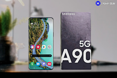 Samsung Galaxy A90 5G Specs, Release Date, Price