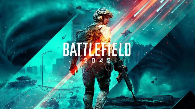 Sorteio de (3) cópias do game Battlefield 2042