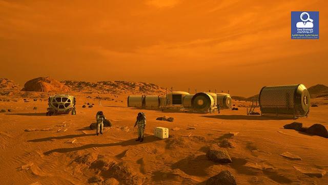 ناسا مارس 2020 ستحرق طريقًا - للبشر