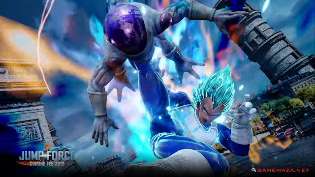 JUMP FORCE Gamaplay Screenshot 3