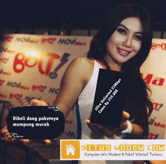 Wow Bolt Adakan Program Promo paket Ultra Unlimited 25 Mbps Cuma Rp 299.000 per Bulan