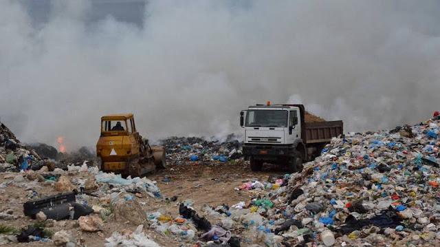 Aγωνιστικός Συντονισμός για Χωματερή Φυλή-Μουσαμά-Καύση σκουπιδιών