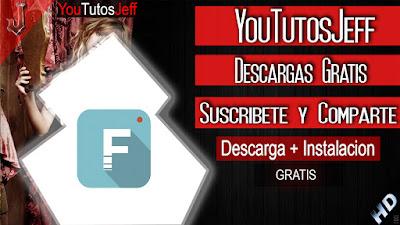 Wondershare Filmora 8.2.3.1 (x64) FULL ESPAÑOL