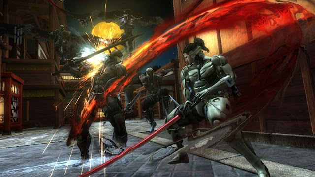Metal Gear Rising Revengeance PC Download Photo