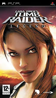 Cheat Tomb Raider: Legend PSP PPSSPP
