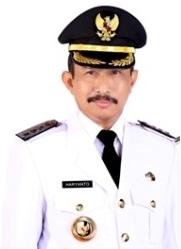 Haryanto - Bupati Pati ke-41