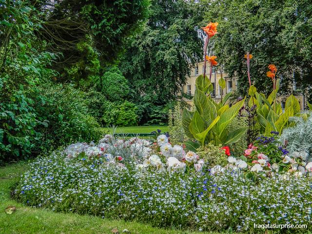 Sidney Park, Bath, Inglaterra