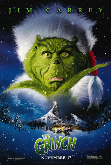 Pôster do filme o grinch natal