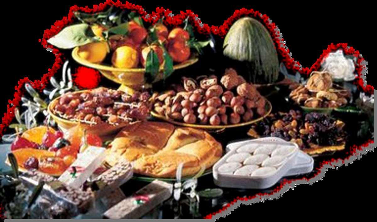 La tradition des 13 desserts de Noël 13-desserts