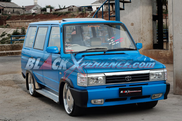 GETTINLOW - Toha Ma'sum: 1996 TOYOTA KIJANG SUPER GRAND EXTRA