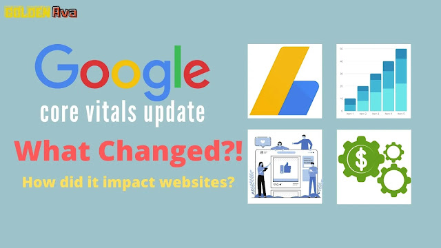 Google Core Vitals Update   What changed?