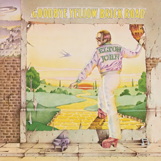 Funeral For A Friend / Love Lies Bleeding by Elton John (1973)