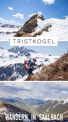 Wanderung auf den Tristkogel | Wandern Saalbach | Salzburger Land - Oesterreich | Tourenbericht + GPS-Track | Outdoor Blog BMA | Wanderungen Alpen