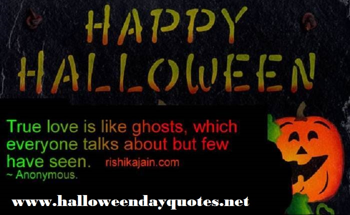 Quotes Of Happy Halloween 2016