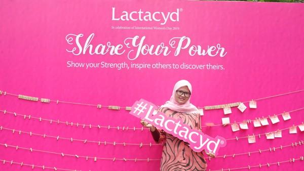 Lactacyd #ShareYourPower