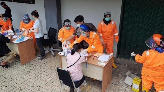kasus corona covid-19 di kabupaten kota bekasi