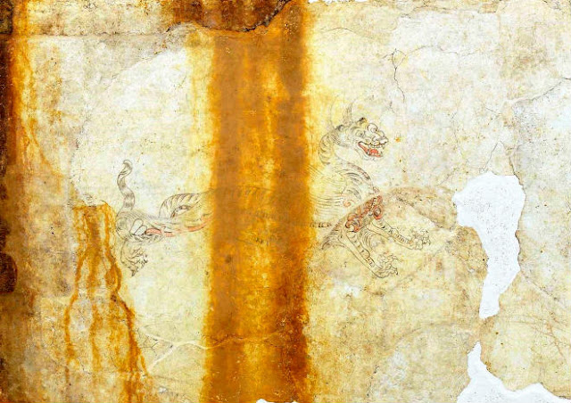 Japan's Kitora tomb mural paintings recommended as national treasure