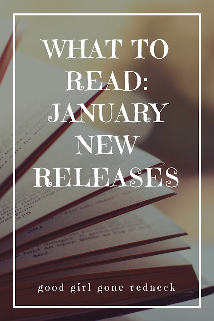 reading, Kindle, Goodreads, fiction, nonfiction, January 2020 books, new releases, reading recommendations