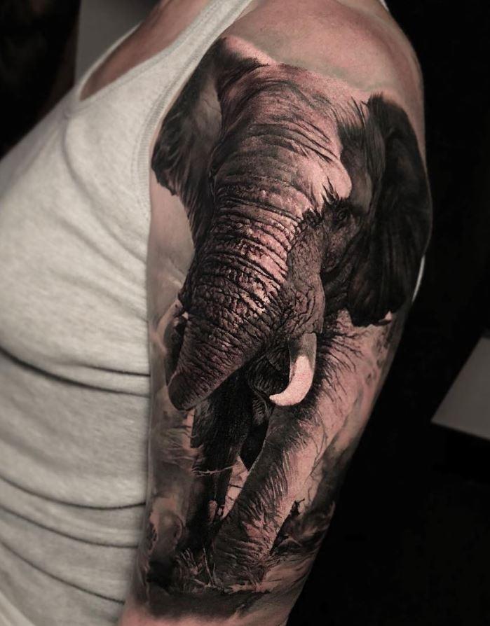 significado-tatuaje-elefante