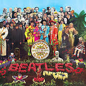 Beatles - Sgt. Pepper cover