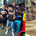 "Efe And Olamide Take To The Streets To Shoot Video For ""warri"""