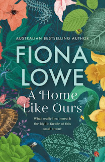 A Home Like Ours by Fiona Lowe book cover