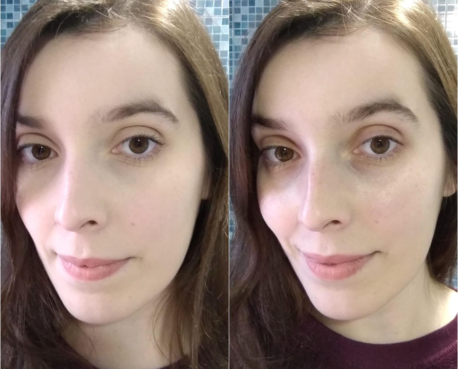 Desmaquilhante de olhos bifásico Cien - Resultados