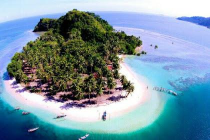 Pulau Pasumpahan Sumatera Barat, Letak Lokasi, Daya Tarik + Biaya Tarif Menuju Maldivesnya Indonesia