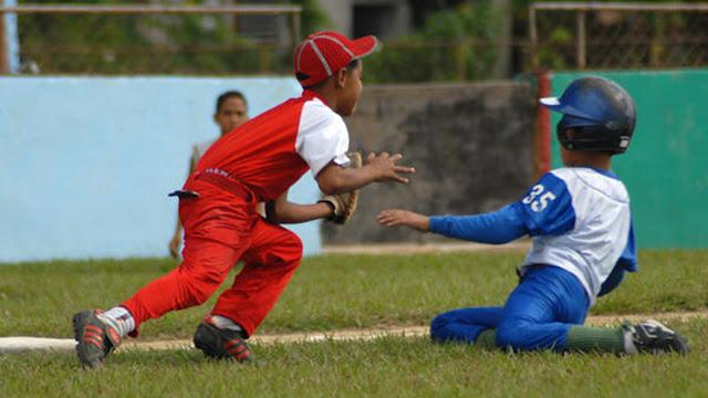 En las categorías infantiles se puede hacer una fiesta con todo el talento que vemos en terrenos y parques deportivos de Cuba.