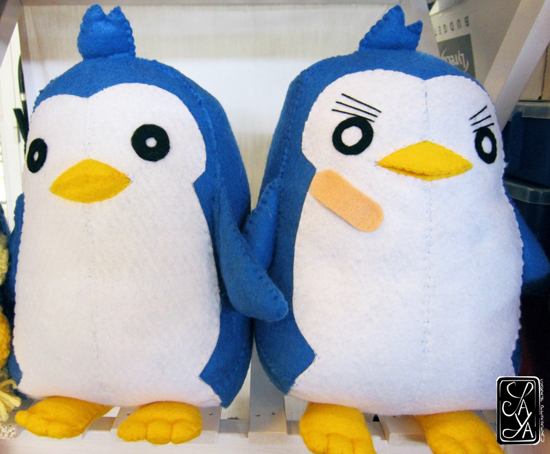 1. & 2. Mawaru Penguindrum