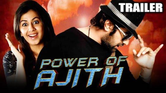 Power Of Ajith 2020 720p 800MB WEBRip Hindi