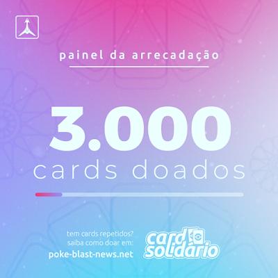 Arrecadação Projeto Card Solidario