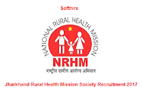 Jharkhand Rural Health Mission Society Recruitment