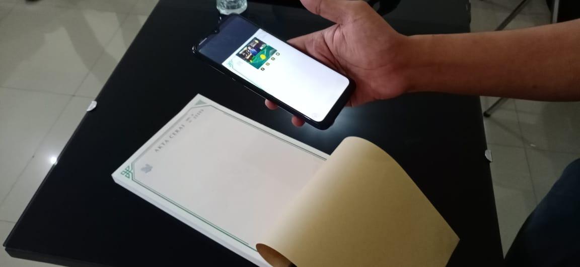 Rawan Pemalsuan Akta Cerai, PA Lumajang Gunakan Kertas Berhologram