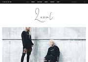 [Blogger Template] Lexel Blogger Template