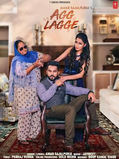 Agg Lagge Lyrics - Amar Sajalpuria Song