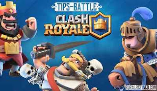 Cara Ganti Nama (Rename) Akun Game Clash Royale Android