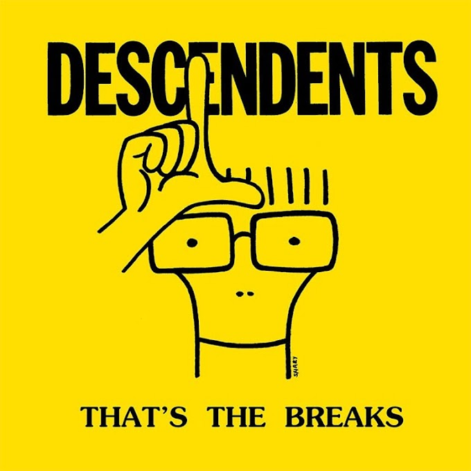 "Descendents stream new song ""That's The Breaks"""