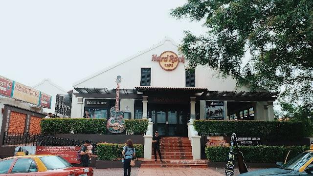 hard rock cafe melaka