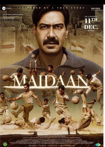 Maidaan Full movie download online leaked by filmymaza, filmywap, khatrimaza, tamilrockers