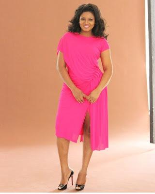 Omotala Jalade Ekeinde outfits