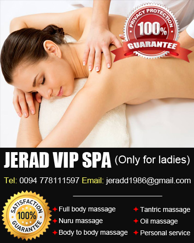 Jerad VIP SPA (Only for ladies)