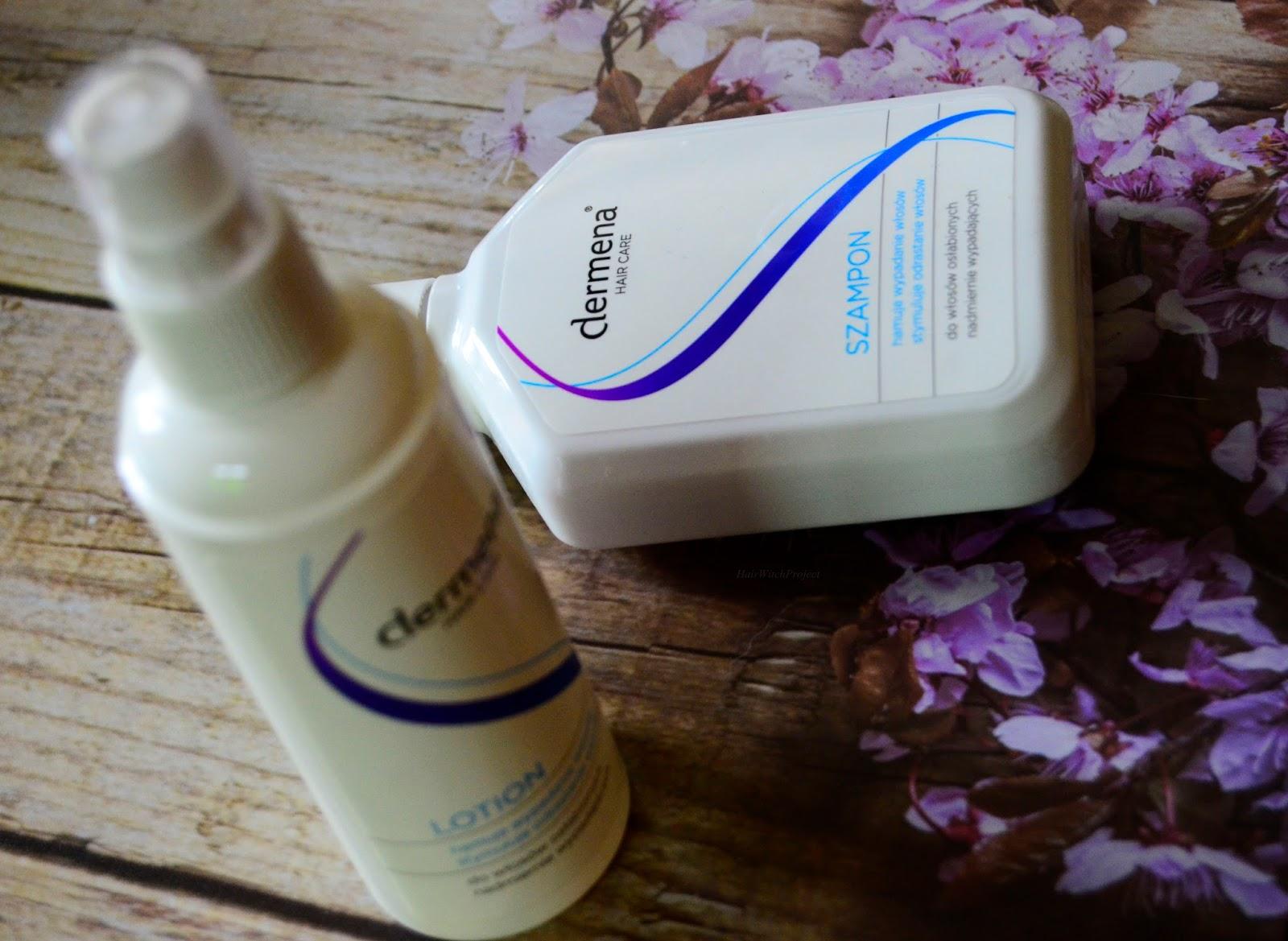 kosmetyki | dermena | hair care | włosy | szampon do włosów | lotion | kuracja