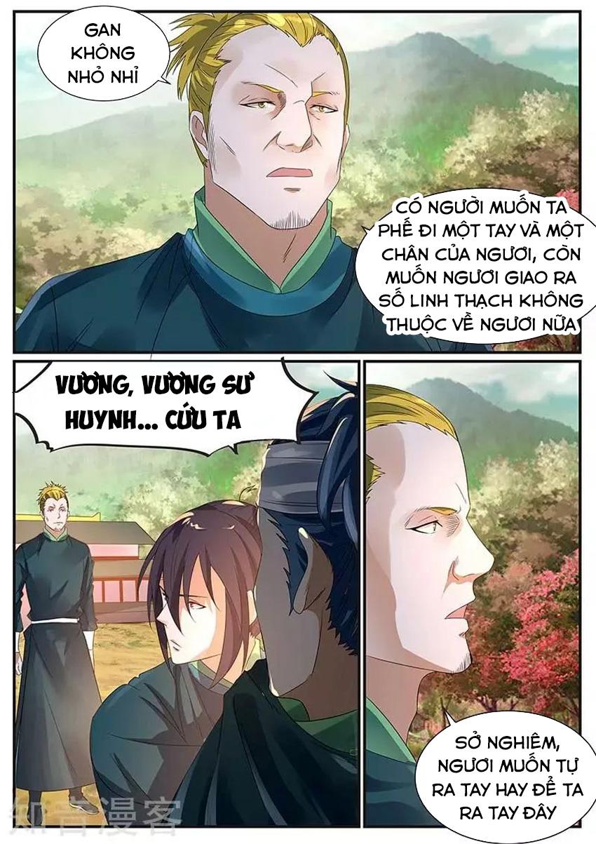 Ngự Thiên chap 74 - Trang 8
