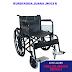 Kursi roda dari bendosari SUkoharjo GRATIS ONGKIR TANPA RIBET